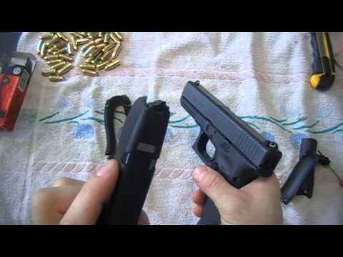 Opis pistolja Glock 17 gen. 4