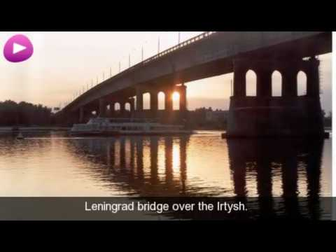 Omsk, Russia Wikipedia travel guide video. Created by http:/