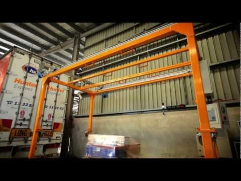 APACHE portal movable   customer interview   Hunter Express, Australia