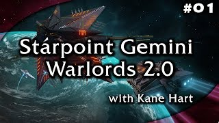 Starpoint Gemini Warlords Patch 2.0 - Part #1