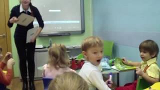 открытый урок в школе английского языка English First