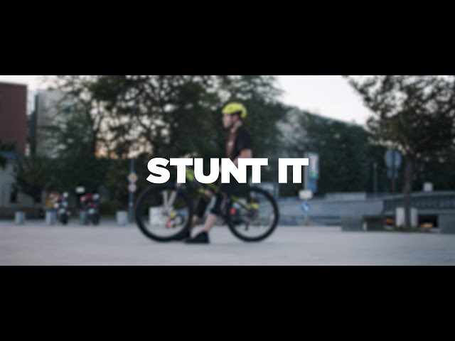 STUNT IT