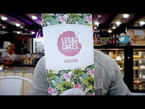 CHEAT MEAL na zdrowo w LEGAL CAKES Wrocław