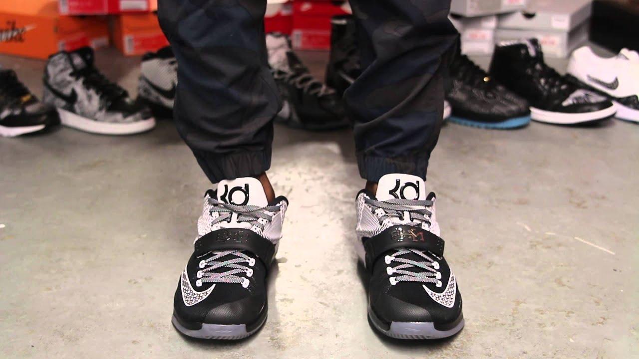 nike kd 7 bhm on feet