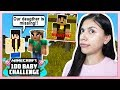 MY DAUGHTER HAS GONE MISSING! - Minecraft: 100 Baby Challenge - EP 10