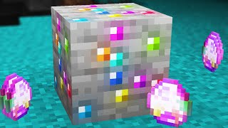 SECRET Minecraft Ores in the NEW Dream Dimension!