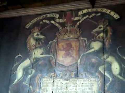 A wander around the Royal Apartments in Edinburgh Castle - Mary Queen of Scots