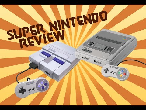 SNES Review (Super Nintendo Entertainment System)