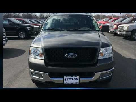 2004 ford f 150 xlt in moline il 61265 youtube. Black Bedroom Furniture Sets. Home Design Ideas