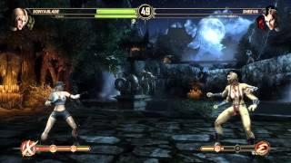 Mortal Kombat 9 (KE) - 60 FPS test only - PC