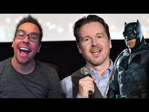 Matt Reeves Gives a Little Update on The Batman