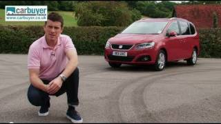 SEAT Alhambra MPV review - CarBuyer