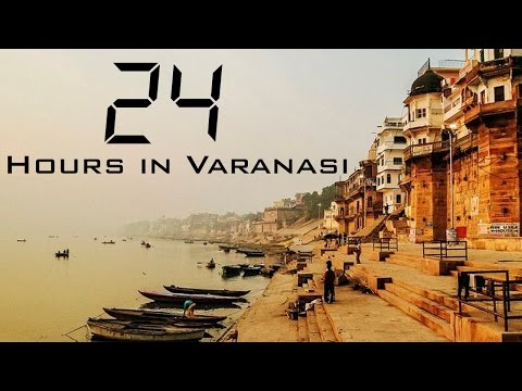 24 HOURS IN VARANASI | India Travel Vlog