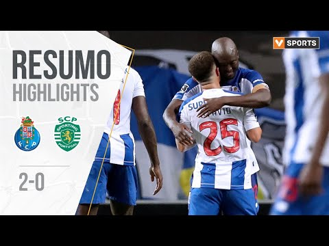 FC Porto Sporting Lisbon Goals And Highlights