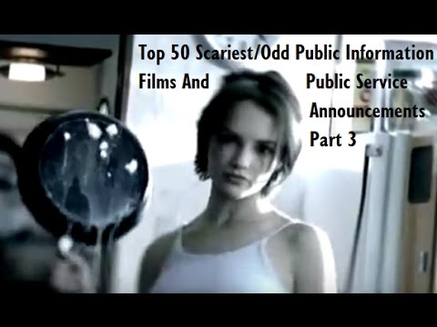 Top 10 Scariest/Odd Public Information Films And Public Service Announcements (Part 3/5)