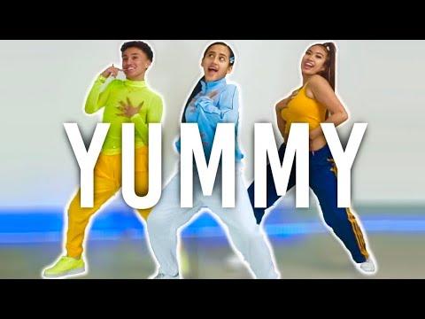 """YUMMY"" by Justin Bieber (DANCE TUTORIAL)"
