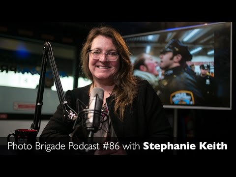 Stephanie Keith - Covering Breaking News and Personal Stories - Photo Brigade Podcast #86