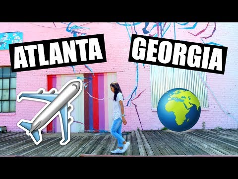 TRAVEL DIARY: ATLANTA, GEORGIA