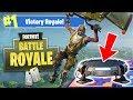 NEW FORTNITE UPDATE 1.9 w/ LAUNCH PAD!! (Fortnite Battle Royale)