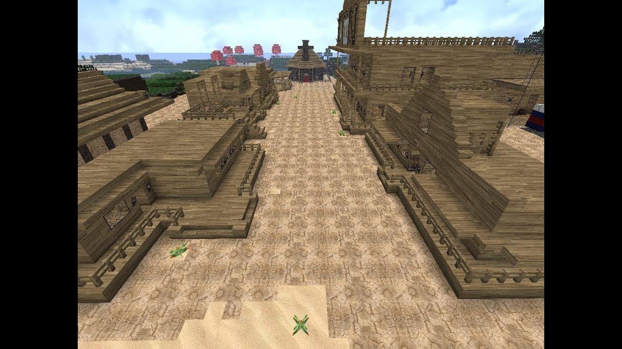 Minecraft: Wild Wild W...