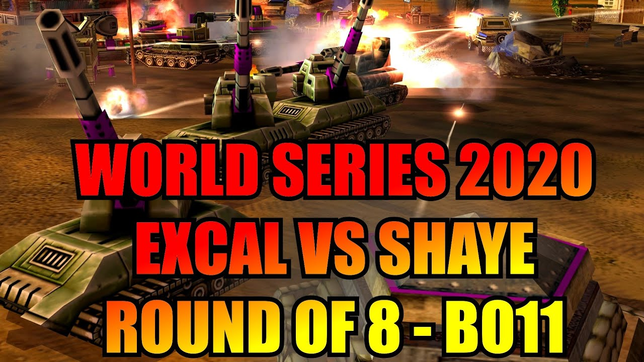 ExCaL vs Shaye - World Series 2020 - Round of 8 (Quarter Finals)