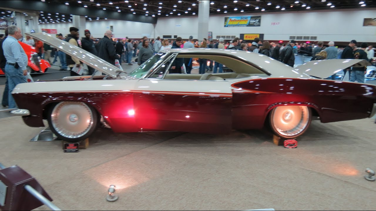 1965 Chevy Impala SS Custom At 2014 Detroit Autorama - YouTube