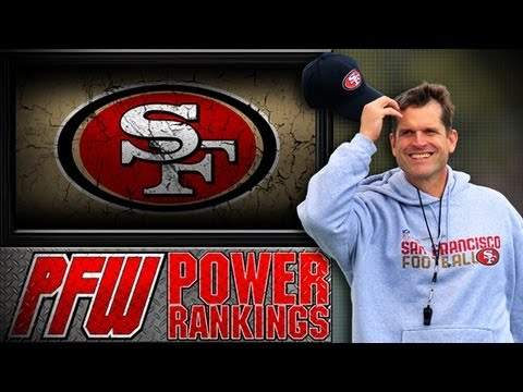 Why Jim Harbaugh's San Francisco 49ers are one of the NFL's best teams