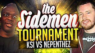 £2000 FIFA 15 SIDEMEN TOURNAMENT VS NEPENTHEZ