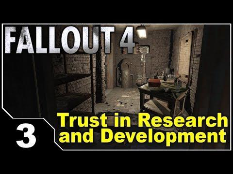 Fallout: Trust in Research and Development EP3