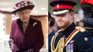 Gambar cover Prince Harry And Queen Elizabeth's Meeting At Windsor Castle