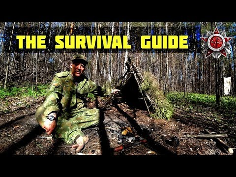 Survival Shelter|Fast And Rain Proof (2018 The Survival Guide 1)