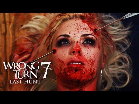 Wrong Turn 7: Last Hunt Trailer (2020) | Eliza Dushku - FANMADE HD