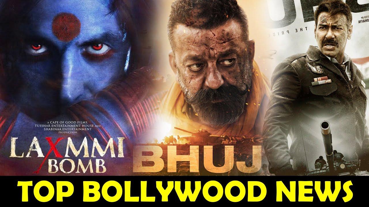 Akshay Kumar's Laxmmi B0mb Posters, Ajay Devgn Movie To ...