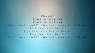 Nick Jonas - Find You (Lyrics)