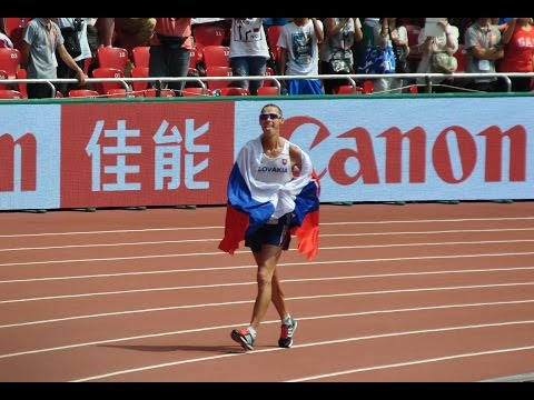 2015 Beijing Athletics M 50kmW Matej Toth Song title:Time Passages Al Stewart