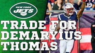 Jets Trade For Demaryius Thomas