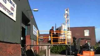 DRB Safety Barriers   Model 30 - Video 5