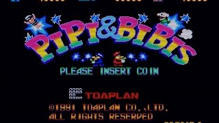 Pipi & Bibis   Whoopee!! (Arcade Game Intro)