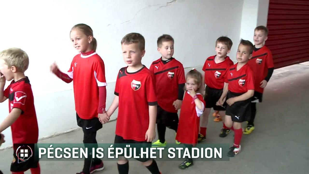 Stadion épülhet Pécsen is 20-07-04