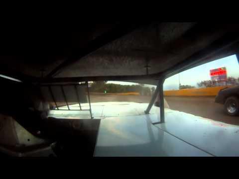 Casino Speedway Feature August 25, 2013 Dustan Davis