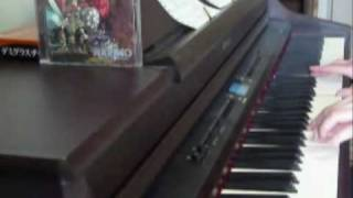"played with piano  ""Stage2""  [Ghouls 'n Ghosts]"