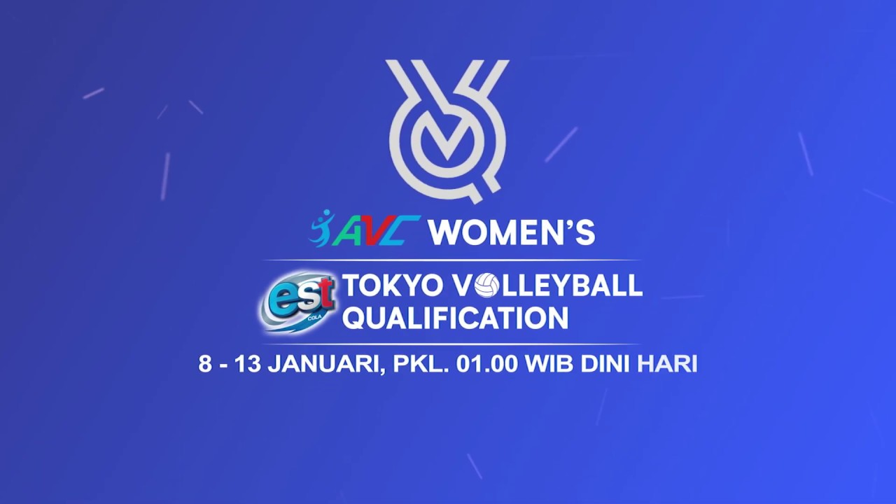 Saksikan AVC Women's Tokyo Volleyball Qualification Mulai Besok Pukul 01.00 WIB