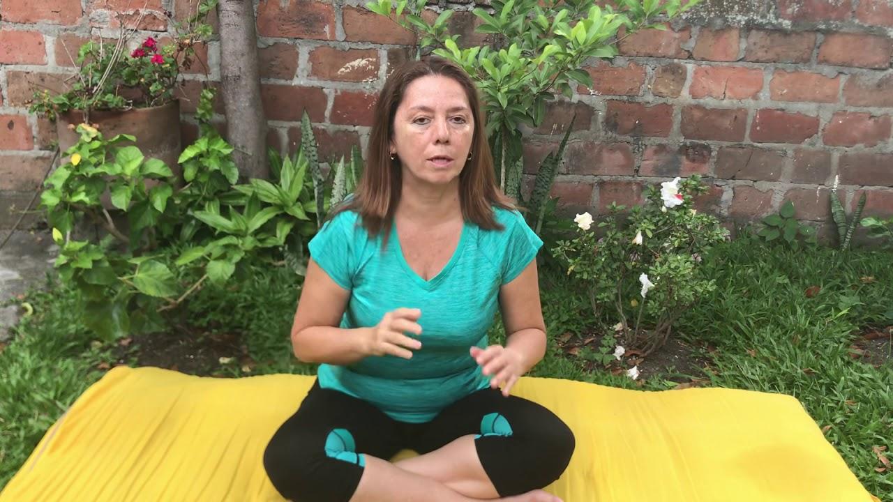 Yoga para los ojos y meditación para principiantes