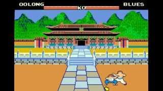 Yie Ar Kung-Fu (Arcade) HD