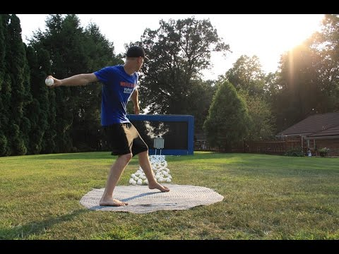 100 NASTY Wiffle®Ball Pitches