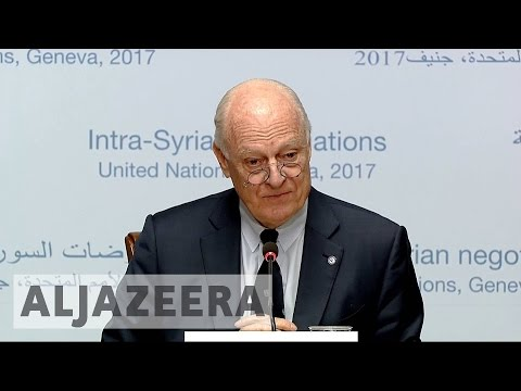 Syria talks to resume with low expectations