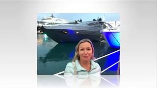 Шоу яхт в Дубае Фото яхты за 2 миллиона долларов