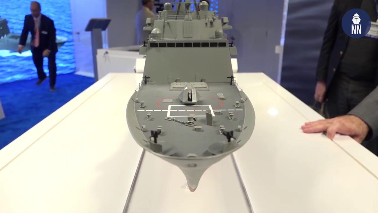 Fincantieri's FREMM Wins US Navy FFG(X) Frigate Competition - Part 2: Interview during SNA 2020