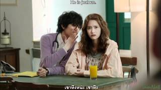 사랑비 HD Love rain - Jang geun suk is jealous! Eng sub & Thai sub