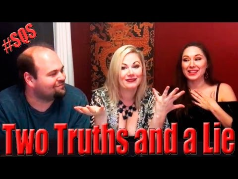 Two Truths & a Lie | Scream Queen Stream